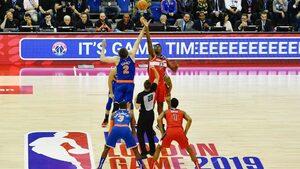 НБА обмисля организиране на мачове в Париж