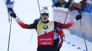 Нова победа за Бьо и 12-о място за Анев в масовия старт в Руполдинг