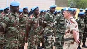 Десет сини каски от Чад загинаха при джихадистки атентат в Мали