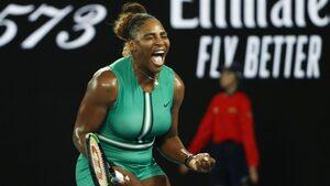 Със силен тенис Серена Уилямс прескочи Халеп в Мелбърн