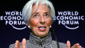 МВФ отново понижи прогнозата си за растеж на еврозоната и света