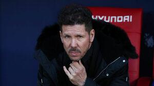 """Диего Симеоне ще удължи договора си с """"Атлетико"""" до 2021 г."""