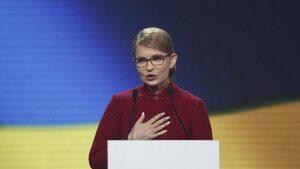 Юлия Тимошенко се кандидатира за трети път за президент на Украйна