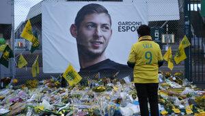 Полицията е задържала мъж по подозрения за непредумишлено убийство на футболиста Сала