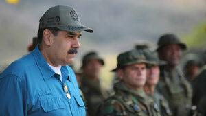 Мадуро затвори границата на Венецуела с Бразилия
