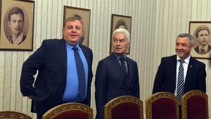 """Каракачанов предложи вариант как """"Обединени патриоти"""" да се явят заедно на евроизборите"""