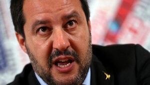 Комисия в италианския парламент гласува против започването на съдебно дело срещу Матео Салвини