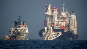 """САЩ обещаха, че ще са готови скоро с проекта за санкции заради """"Северен поток 2"""""""