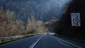 Пътят през Кресненското дефиле привлече всички големи български строители