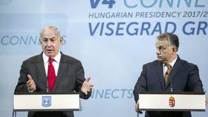 Защо националистите в Централна Европа така обичат Израел