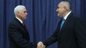 До края на годината вицепрезидентът на САЩ Майкъл Пенс ще посети България