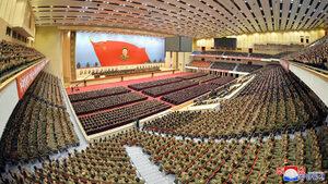 Снимка на деня: Денят на блестящата звезда в Северна Корея