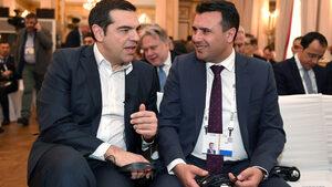 """Ципрас и Заев получиха наградата """"Евалд фон Клайст"""" (допълнена)"""