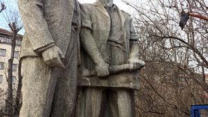 Партизански паметник