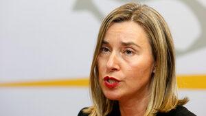ЕС няма да гони посланиците на Венецуела, заяви Могерини