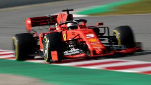 Фетел започна тестовете във Формула 1 с най-добър резултат и оптимизъм за 2019 г.