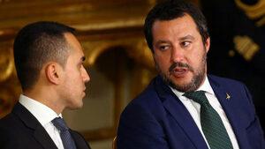 """Салвини избегна отнемане на имунитета и съд заради """"отвличане"""" на мигранти"""