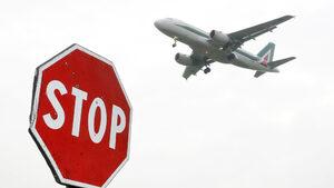 "Пожар затвори римското летище ""Чампино"""
