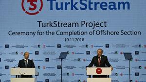 """Анкара ще инвестира $23 млн. в """"Турски поток"""", Белград е готов за изграждането му"""