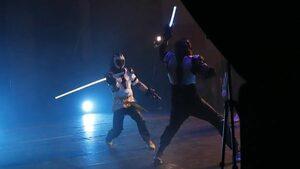 Дуелът със светлинни мечове стана официален спорт във Франция