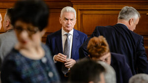 "Сидеров не бил говорил за коалиция с Бареков, а преговорите с ""патриотите"" не били пресъхнали"
