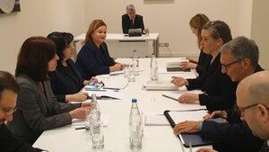 Теменужка Петкова обсъди с Държавния департамент на САЩ българските енергийни проекти