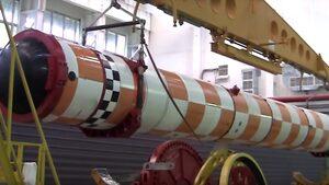 Видео: Русия показа първи кадри от ядрено торпедо дрон