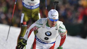 Красимир Анев стана европейски шампион по биатлон