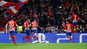 """Атлетико"" постави ""Ювентус"" до стената с победа в Мадрид"
