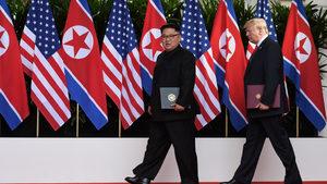 Чистките на Ким целят да отделят Тръмп от съветниците му