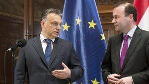 Европейската десница е пред дилема заради атаките на Орбан срещу Юнкер