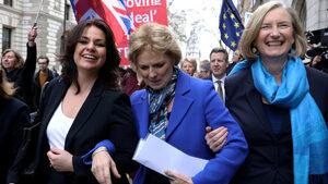 Брекзит предизвика най-голямата от десетилетия промяна в британските партии