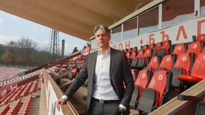 Италианец стана спортен директор на ЦСКА
