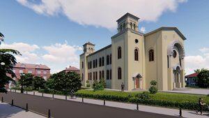 Синагогата във Видин ще бъде възстановена и превърната в културен център