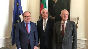 """""""Локхийд Мартин"""" ще работи с академията на науките за развитието на българските инженерни таланти"""