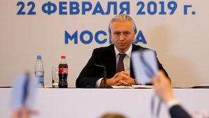 """Директорът на """"Газпром нефт"""" оглави руския футбол"""