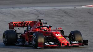 """""""Ферари"""" впечатли конкурентите в първите тестове във Формула 1"""