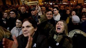 Протести отбелязаха годишнината от убийството на журналиста Ян Куциак