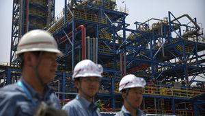 За пръв път чужда компания получи лиценз за търговия с петролни продукти в Китай