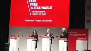 Станишев призова социалистите да спечелят евроизборите, за да спасят Европа от национализма