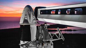 NASA тества първия частен космически кораб след седмица