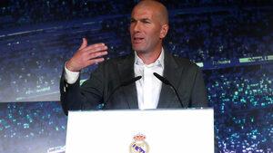 """Снимка на деня: Завръщането на Зидан в """"Реал"""" (Мадрид)"""