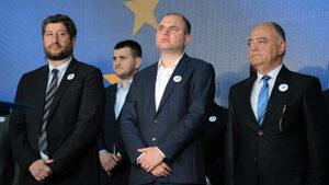 """""""Демократична България"""" се отказа от съвместно явяване на евроизборите със СДС"""