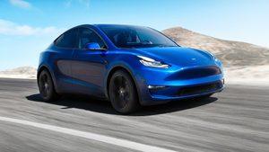"""Новият модел на """"Тесла"""" е електрически кросоувър"""