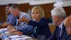 Манолова предлага всеки сам да избере по коя формула да му се изчисли пенсията