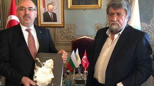 България и Турция трябва да си сътрудничат в археологията, смята Рашидов