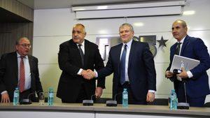 ГЕРБ и СДС ще се явяват в коалиция на европейските избори (допълнена)