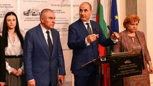 """""""Воля"""" остава в парламента, след като се запозна с предизборната програма на ГЕРБ"""