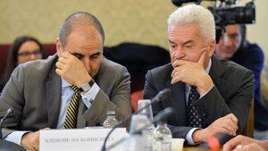 Партньорите на ГЕРБ декларираха, че оставката на Цачева няма да разклати кабинета, БСП иска още