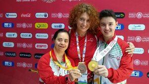 """Българският отбор спечели 19 медала от световните игри """"Спешъл олимпикс"""""""